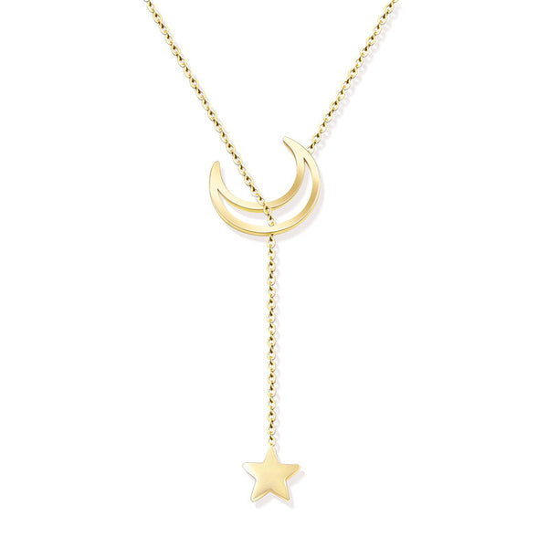 Collana donna Galaxy gold
