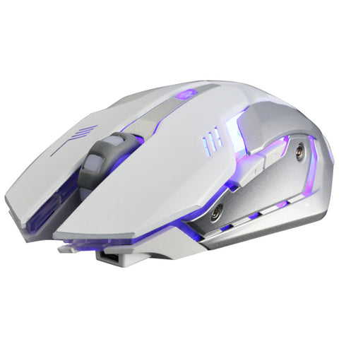 Wireless Mute Mouse
