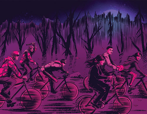 Dead End Kids #1 Virgin Cover Wraparound