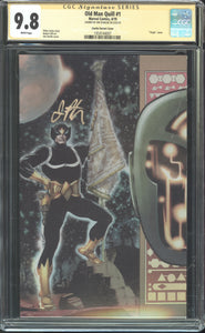 Old Man Quill #1 CGC SS Starlin