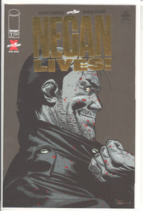 Negan Lives #1 Gold Foil