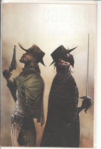 Django/Zorro #1 Virgin