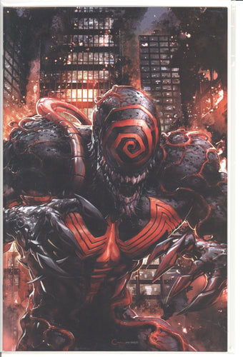 VENOM ANNUAL 1 CLAYTON CRAIN LETHAL PROTECTOR HOMAGE VARIANT SET