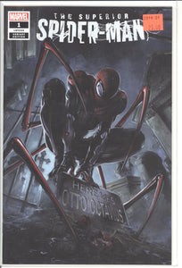 SUPERIOR SPIDER-MAN #1 CLAYTON CRAIN TRADE DRESS