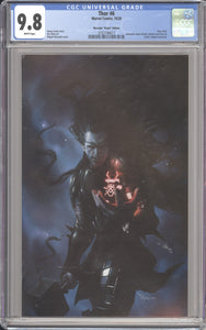 THOR #6 Mercado Virgin Variant Cover CGC 9.8