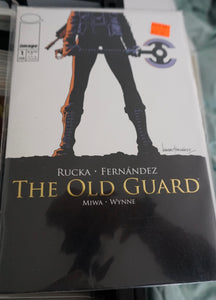 The Old Guard #1 Gold Foil