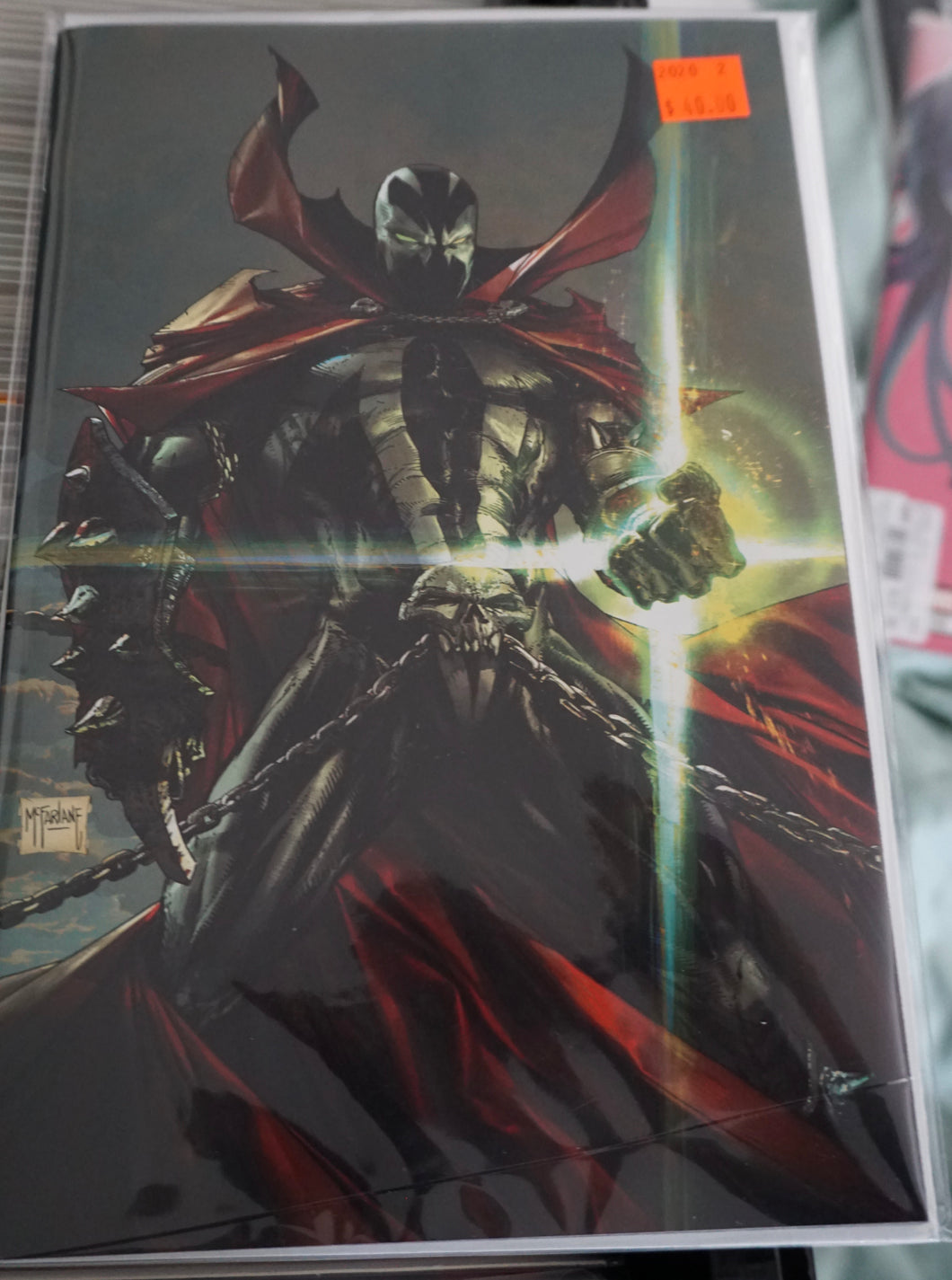 Spawn #300 McFarlane Virgin 1:50