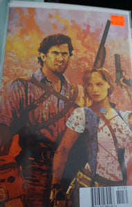 DEATH TO ARMY OF DARKNESS #1 SUYDAM LTD VIRGIN
