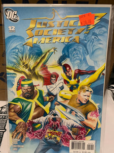 JUSTICE SOCIETY OF AMERICA #12