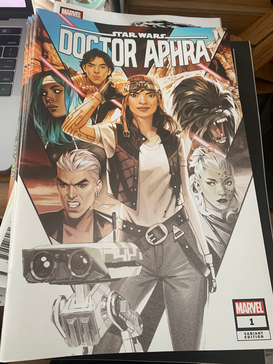 Doctor Aphra #1 PX