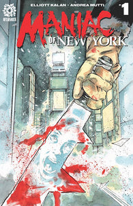 MANIAC OF NEW YORK #1