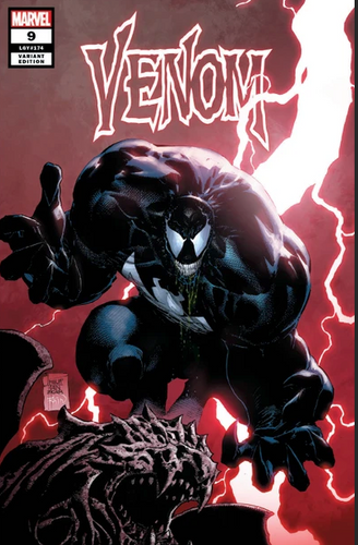 Venom #9 Phillip Tan Trade Dress