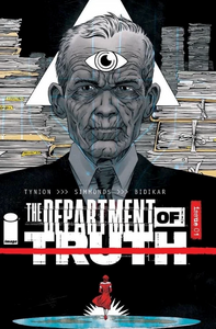 Department of Truth #1 1:10 Shalvey