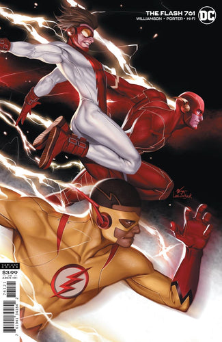 Flash #761 Cover B InHyuk Lee