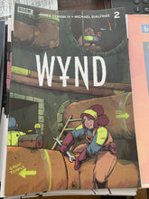 Load image into Gallery viewer, No Heroine #1 and Wynd #2