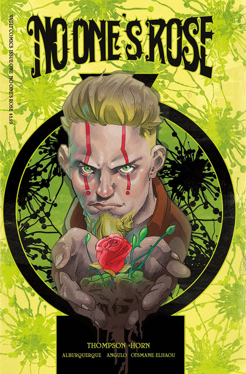 No One's Rose #1 Cover B