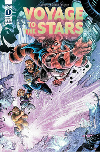 Voyage to the Stars #1 Cover A