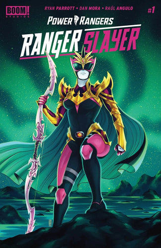 POWER RANGERS RANGER SLAYER #1 2ND PTG