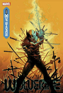 WOLVERINE #6 Cover A, B, and Timeless