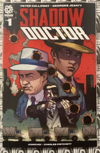 Shadow Doctor #1 1:15 Georges Jeanty Variant