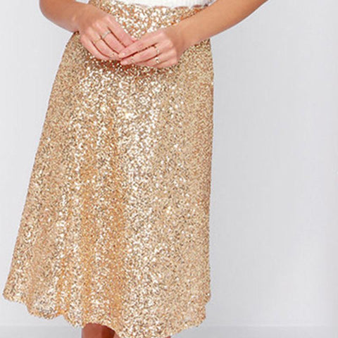 Fashion Sexy Sequined Skirt