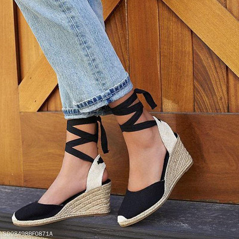 Stiletto High Heel Platform Sandals