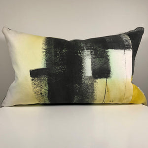 CITY-R Hand Painted Cushion Cover