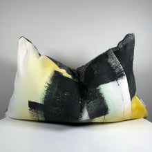 Load image into Gallery viewer, CITY-R Hand Painted Cushion Cover
