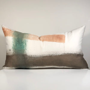 SALT-L Hand Painted Cushion Cover