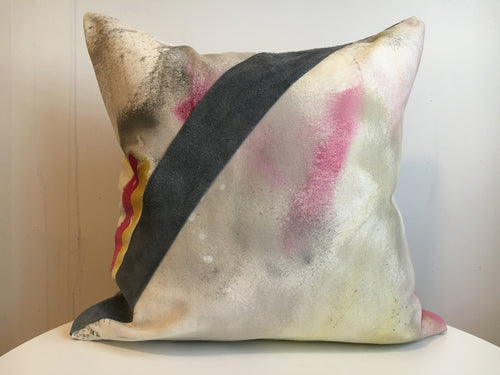 Hand Painted Cushion Cover - Chloe 2L