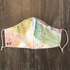 Hand Painted Face Mask 11