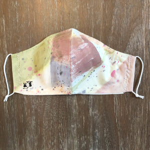 Hand Painted Face Mask 21