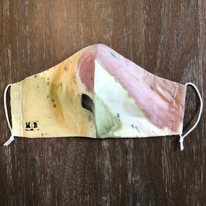 Hand Painted Face Mask 24