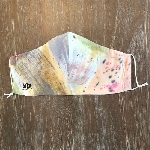 Hand Painted Face Mask 26