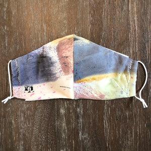 Hand Painted Face Mask 8