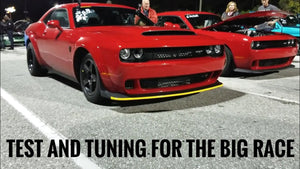 South Florida Drag Racing Nights With A Dodge Demon