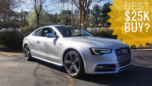 One Of The Best Used Cars To Buy For $25k  /  Audi S5