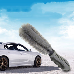 Car wheel special cleaning brush single head wheel
