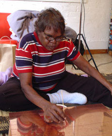 women aboriginal artists