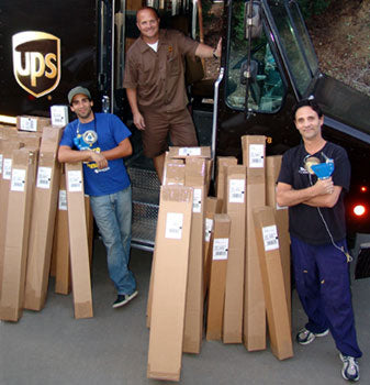 didgeridoo shipping