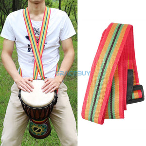 djembe carry strap