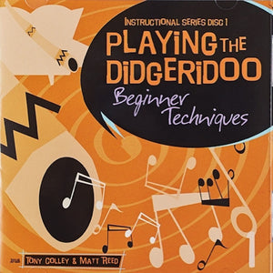playing the didgeridoo cd 1