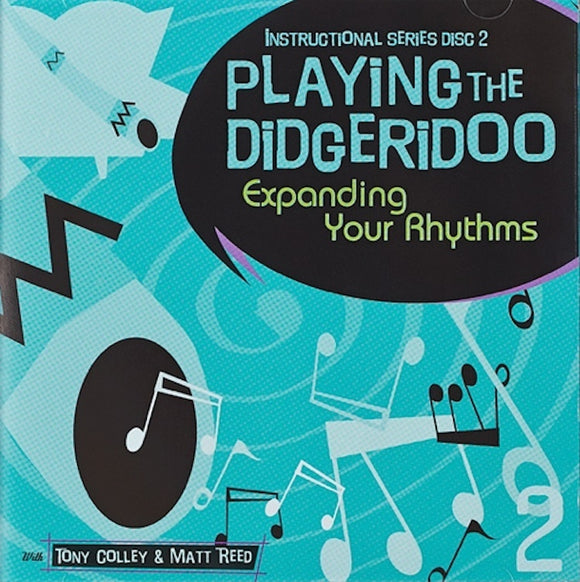 playing the didgeridoo cd 2
