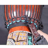 djembe shoulder harness