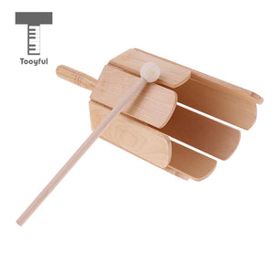 wooden rhythm instrument
