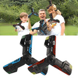 Tri Handle Boomerang - Flying UFO Drone Toy with Remote Control