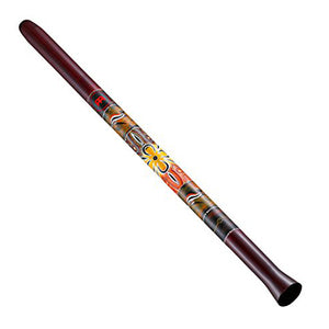 painted modern didgeridoo