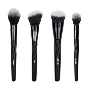 I'M OBSESSED FACE COLLECTION | 4-Piece Makeup Face Brush Set - Lemeri Beauty