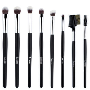Exclusive Eye Makeup Brush Set 8pcs - Lemeri Beauty