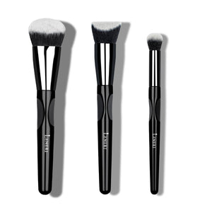 Snatched Face Brush Set 3pcs - Lemeri Beauty